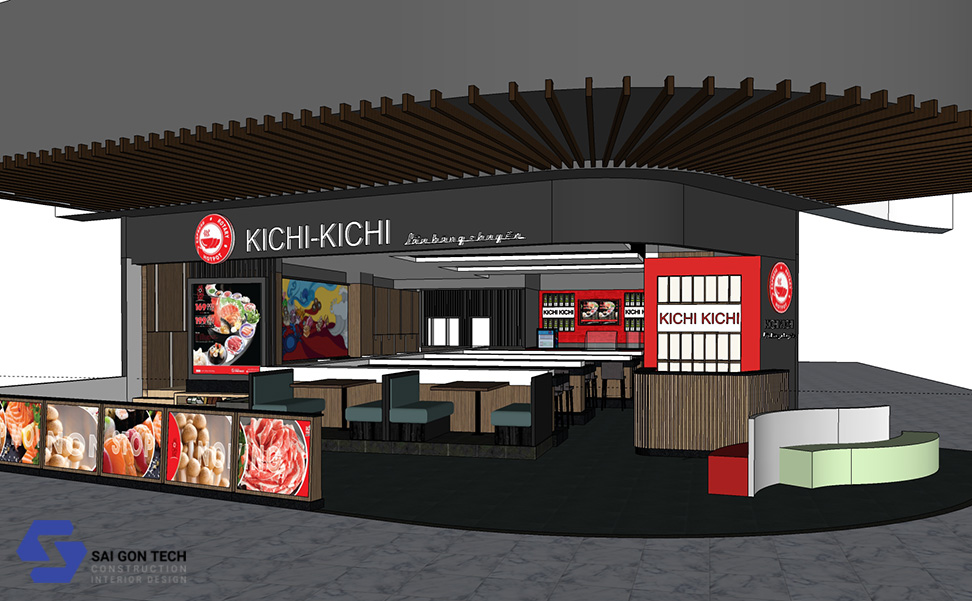 Kichi Aeon Mall Bình Tân - SAIGONTECH CO., LTD (3)